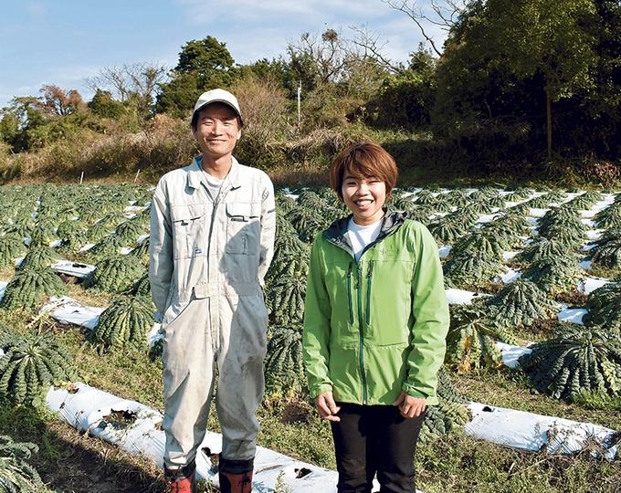 桜島で農業をする学生グループ「アスノタネ。」