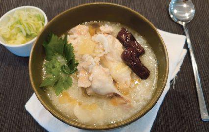 古い記事: 炊飯器で簡単サムゲタン風スープ | 薬膳ごはん