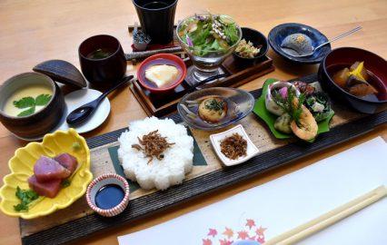 日本料理・鯉料理 反田「京のランチ(月替わり)」