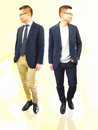 フェリア PARTY☆PARTY おすすめ男性の服装