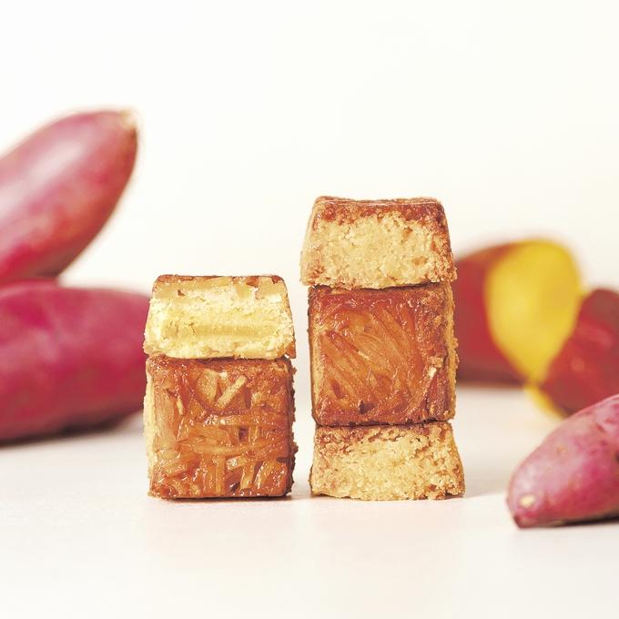 オイモン「小みかん香る薩摩芋ケーキ」