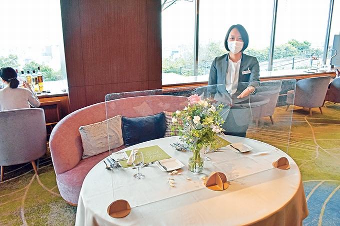城山ホテル鹿児島「婚礼テーブルコーディネート」