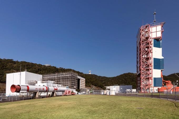JAXA内之浦宇宙空間観測所「Mセンター」