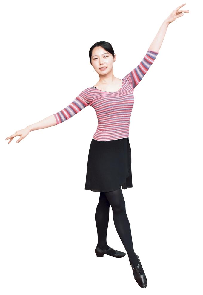 バレエダンサー・Lotus Vihara講師:徳松奈々依さん
