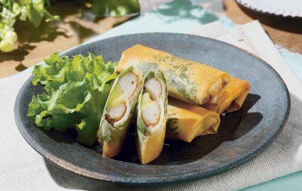 古い記事: 棒天とチーズの甘みそ春巻き | さつま揚げdeアレンジレシピ