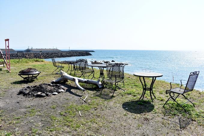 OCEAN RESORT えぐち家「キャンプ場」
