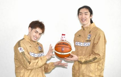 古い記事: レブナイズ | 同級生コンビ、永山&藤田選手の仲良し♡レブラ
