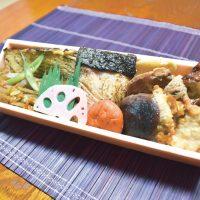 大人気「桜島灰干し弁当」は、料理家の試行錯誤と思いが詰まっていた