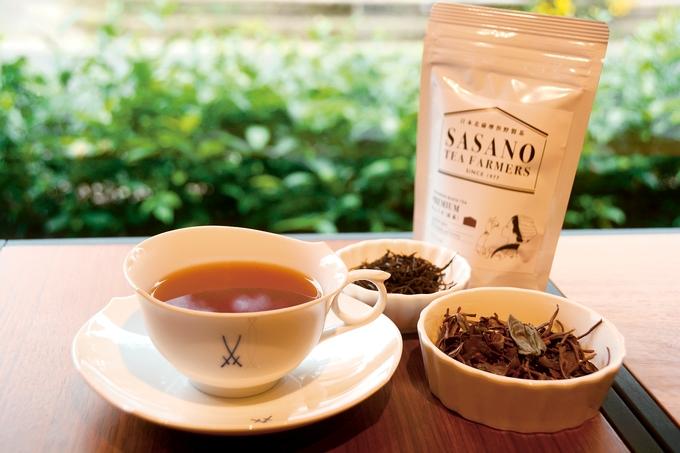 笹野製茶「国産紅茶」