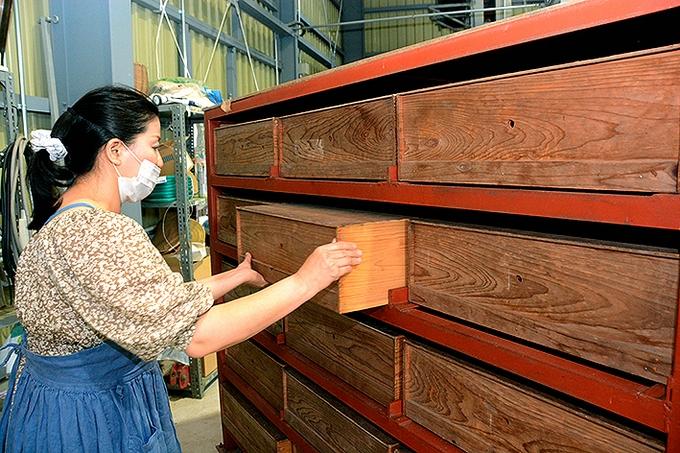 笹野製茶「和紅茶専用に作られた道具」