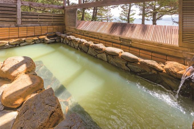 休暇村指宿「大浴場 知林の湯」