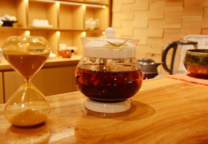 笹野製茶「茶葉の対流・ジャンピング」