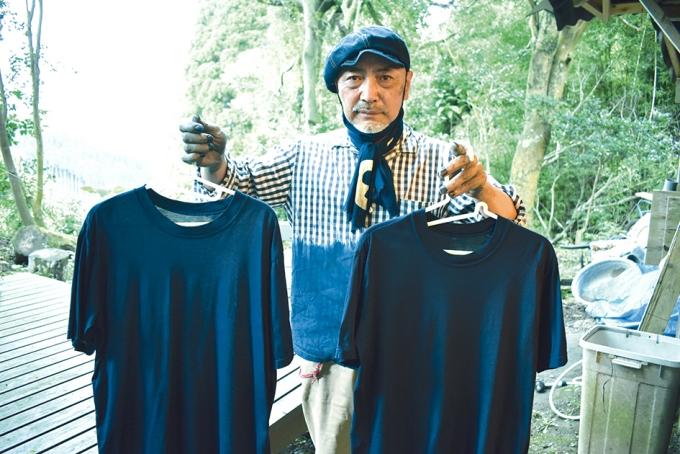藍染屋「Tシャツ」