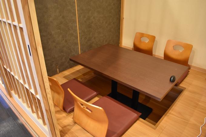 日本料理 日高「個室」