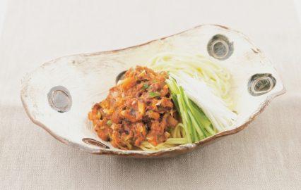 古い記事: かつお三昧のジャージャー麺風 | かつおマイスターの台所