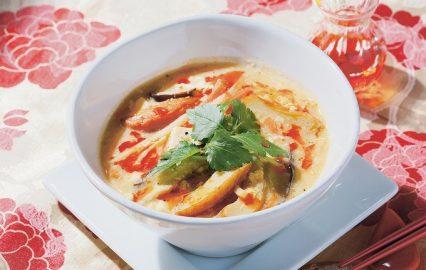 古い記事: 上揚で楽しむ酸辣湯(スーラータン)|さつま揚げdeアレンジレ