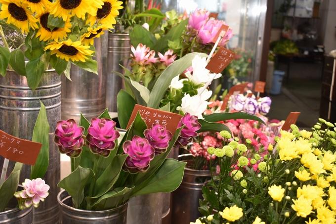 花の店げんかわ えい本店「生産者を大事にする売り場」