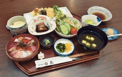 日本料理 日高「レディース御膳」