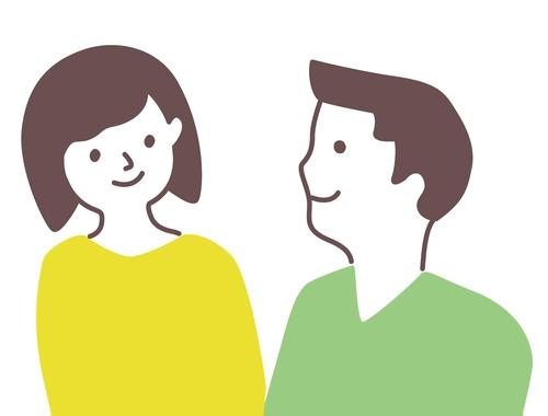 夫婦円満の秘訣「話をする・聞く」