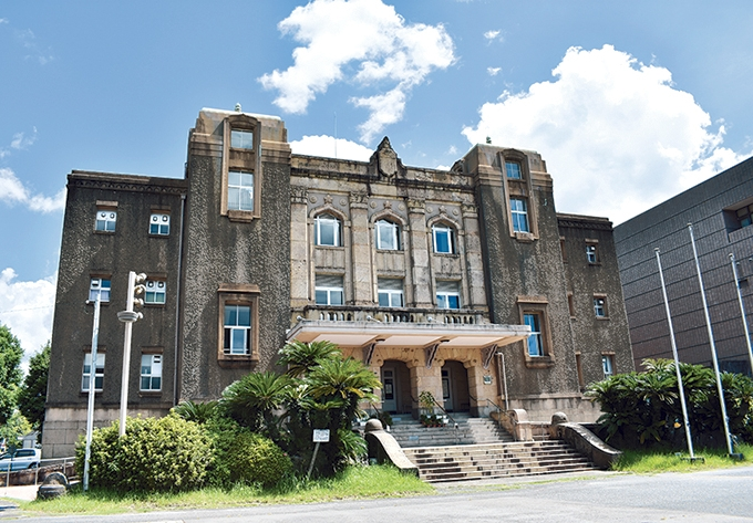 鹿児島市の中央公民館