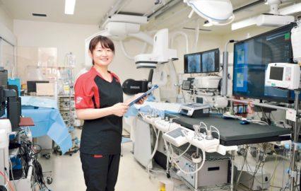古い記事: 循環器内科医|患者の喜ぶ顔が原動力