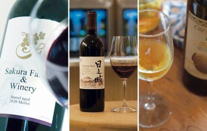 鹿児島「こだわりワイン」をリサーチ