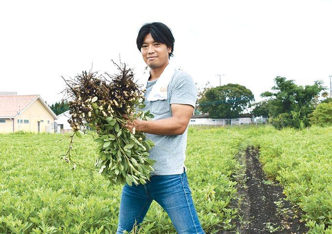 三和物産 アグリ事業部「常務取締役の和田彰さん」